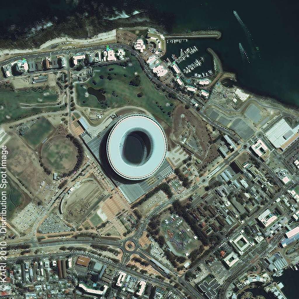 Le Cape Town Stadium