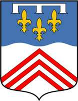 Blason de l'Eure-et-Loir