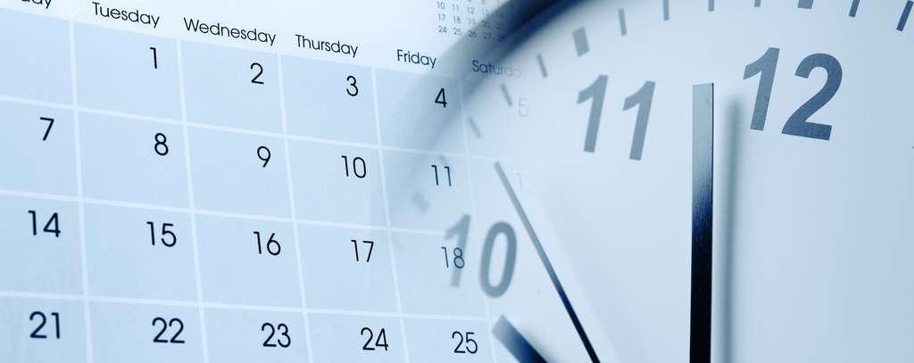 L'unité SI de mesure du temps est la seconde, mais dans la vie courante, on mesure aussi le temps en jours, en semaines, en mois, en années, etc. © Stillfx, Adobe Stock