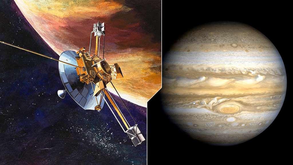 Pioneer 10 et 11 : en route vers Jupiter et Saturne