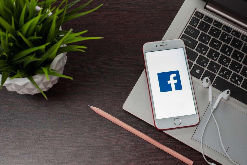 En réduisant la consultation de Facebook, les participants ont eu une sensation de bien-être accrue et un mode de vie plus sain. © filins, Adobe Stock