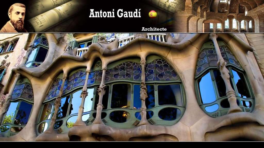 La Casa Batlló (Antoni Gaudí)