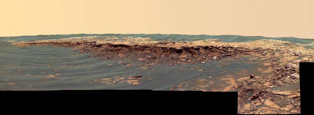 """Panorama de """"Payson"""", vu par Opportunity"""