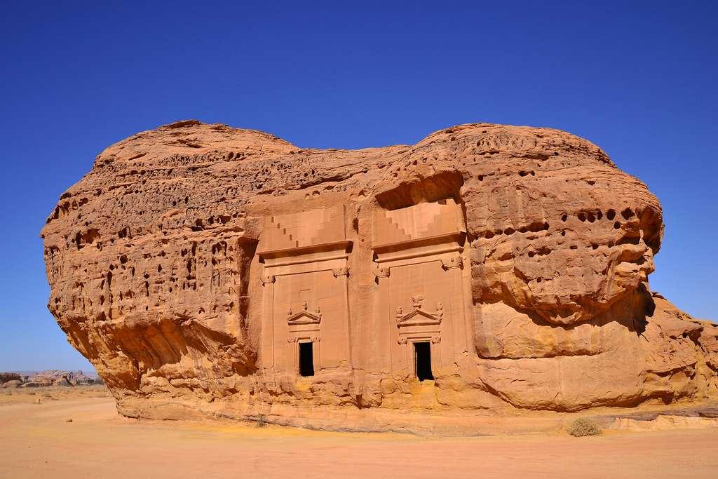 Madain Saleh, le premier site inscrit à l'Unesco en Arabie saoudite