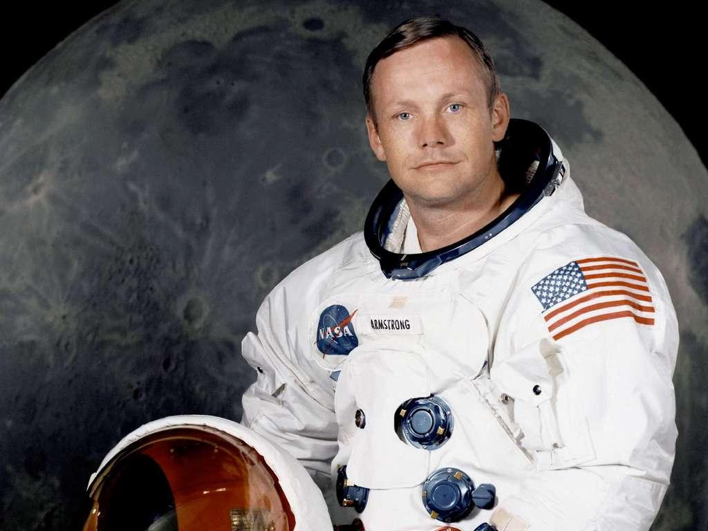 Neil Armstrong est réellement né sous une bonne étoile. Tout au long de sa vie, cet homme a frôlé la mort à plus d'une reprise. Guerre de Corée, pilote d'essai, programmes Gemini et Apollo, autant d'étapes dans sa carrière jalonnée d'accidents qui auraient pu lui coûter la vie. © Nasa
