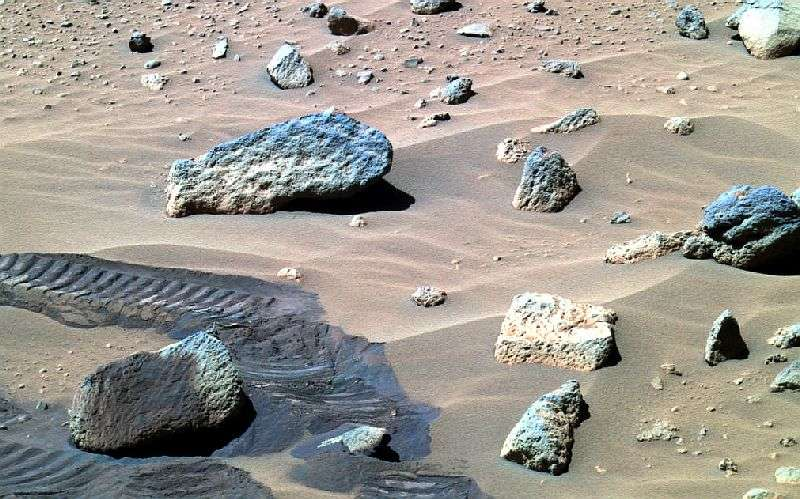 Spirit, sol 343
