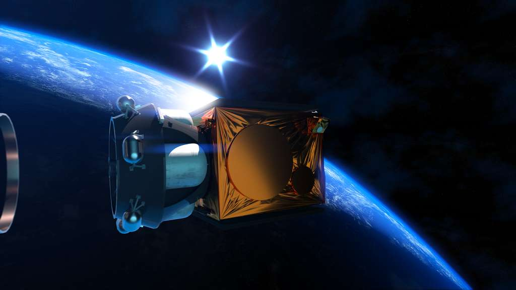 Cet étage optionnel contribuera à augmenter les performances pour certaines missions d'Ariane 6. © ArianeGroup