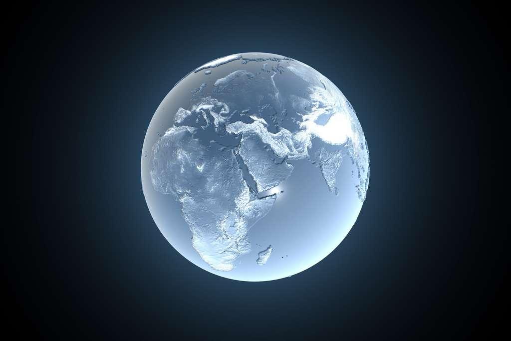 La glaciation entre il y a 540 et 800 millions d'années a probablement causé le déclin de nombreuses espèces de métazoaires. © I.M.R, Adobe Stock