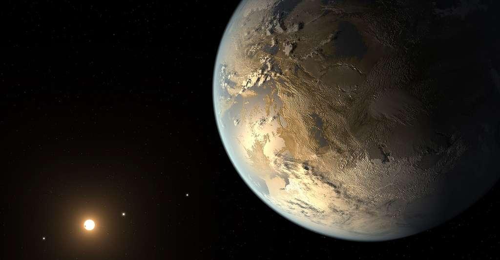 NASA's Kepler. © NASA Ames/SETI Institute/JPL-Caltech, Domaine public
