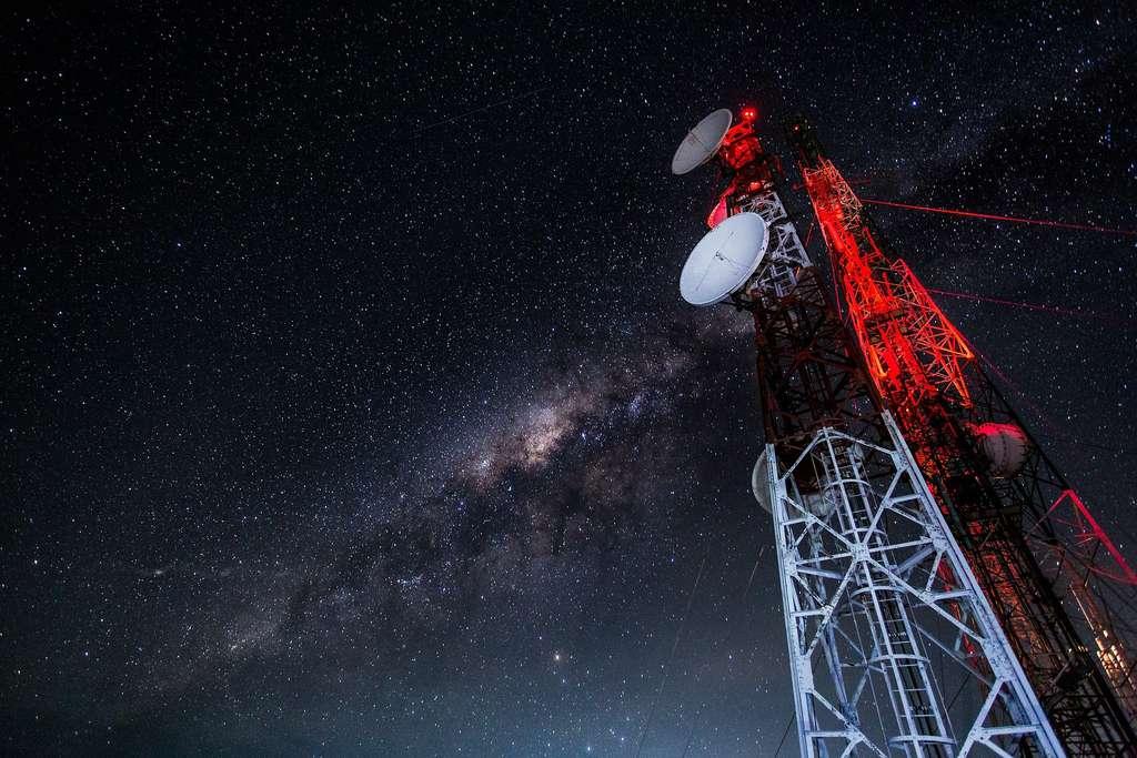 La téléphonie mobile serait le plus fort contributeur selon le rapport de l'Agence nationale des fréquences (ANFR). © Republica, Pixabay, DP
