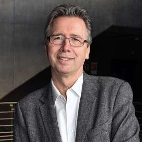 Thomas Ebbesen est né en 1954, à Oslo (Norvège). Il recevra, le 24 octobre 2019, la médaille d'or du CNRS. © Caroline Schneider, CNRS