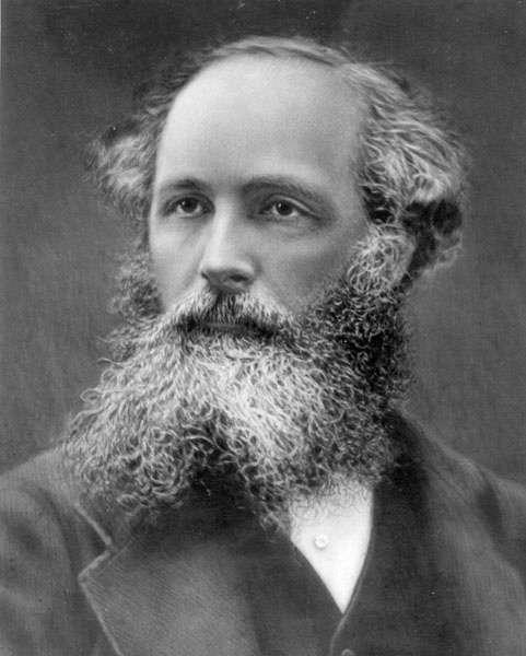 James C Maxwell, unificateur de l'électricité et du magnétisme. © Cavendish Laboratory