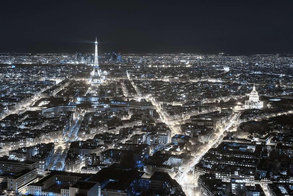 3e place catégorie essai : Paris invisible. © Pierre-Louis Ferrer