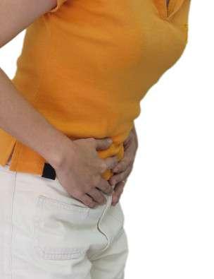 La maladie de Crohn est une pathologie inflammatoire intestinale chronique. Elle mène à des douleurs abdominales. © DR