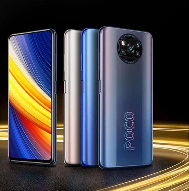 Le smartphone Poco X3 Pro © AliExpress