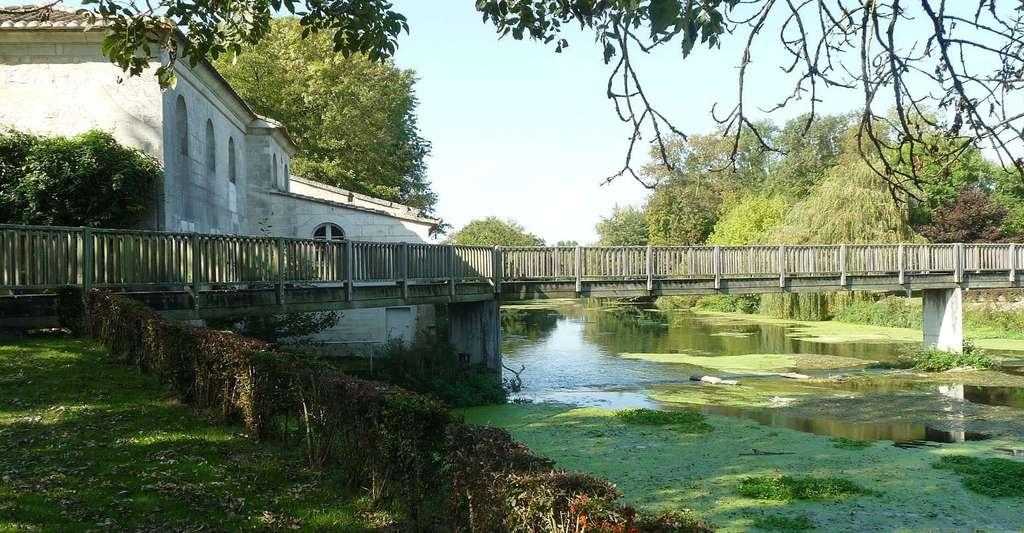 Moulin de Fleurac, Nersac. © Jack Ma, Wikimedia commons, DP