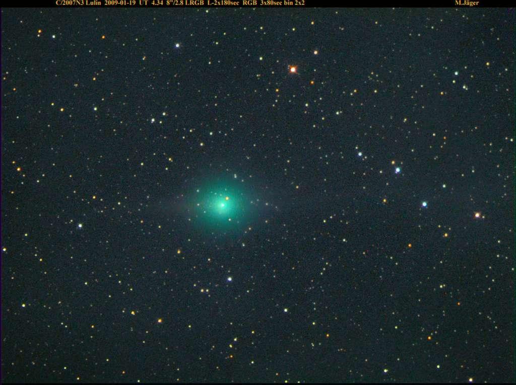 Comète Lulin (2009)