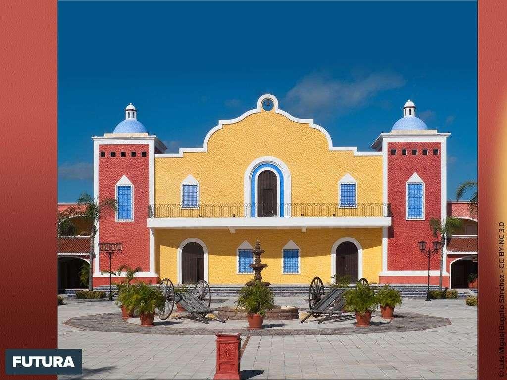 Hacienda - Mexique