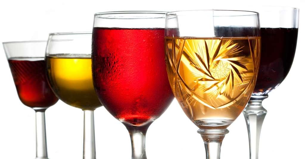 Alcools divers. © Domaine public