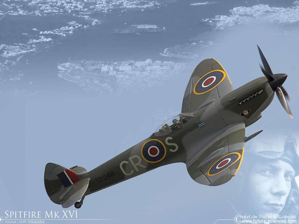 Spitfire MX XVI