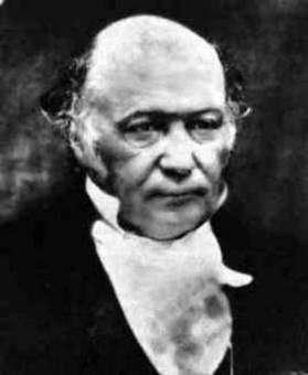 William Rowan Hamilton. (Cliquer sur l'image pour l'agrandir.) Crédit : University of Connecticut