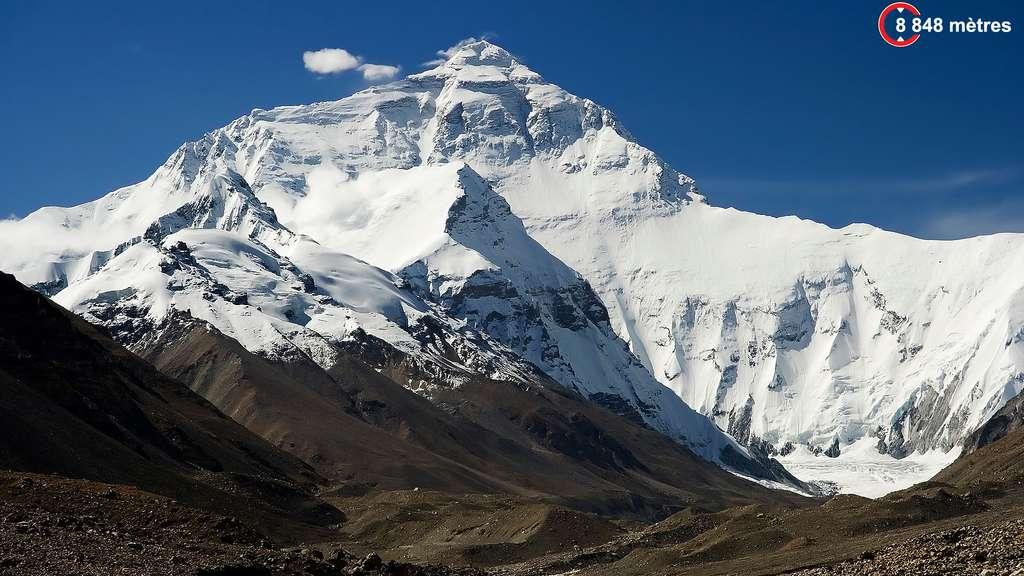 L'Everest, le plus haut sommet du monde