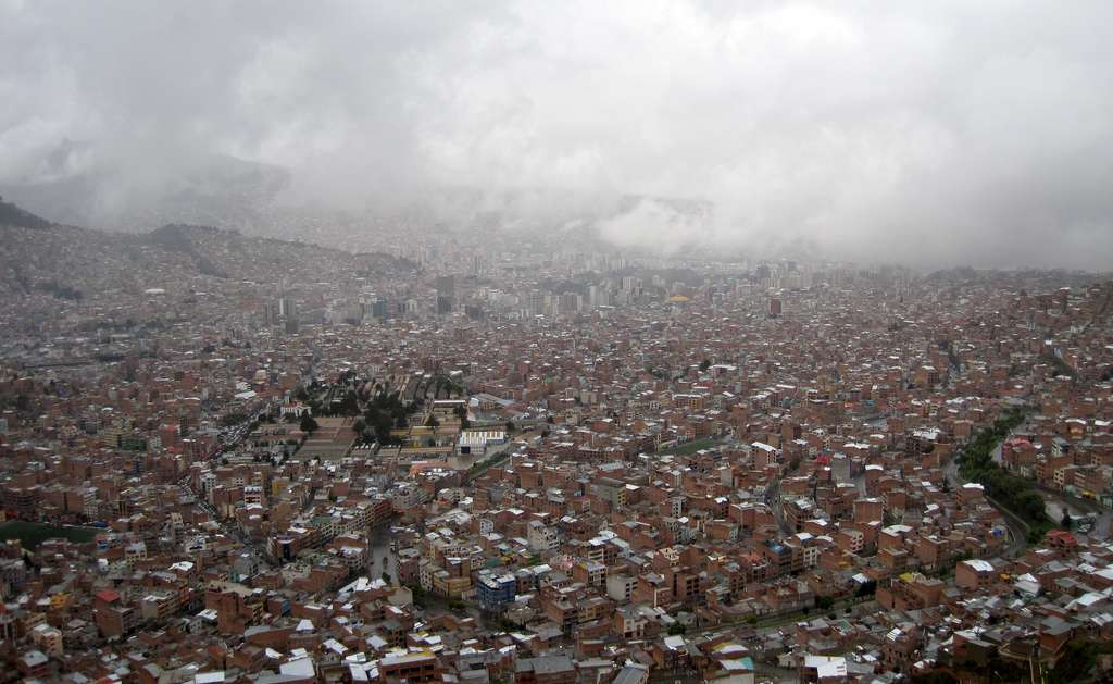 El Alto en Bolivie. © Nell Haynes, Flickr