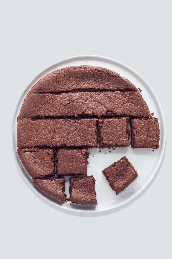 Gâteau de courgette-chocolat © Èmilie Laraison