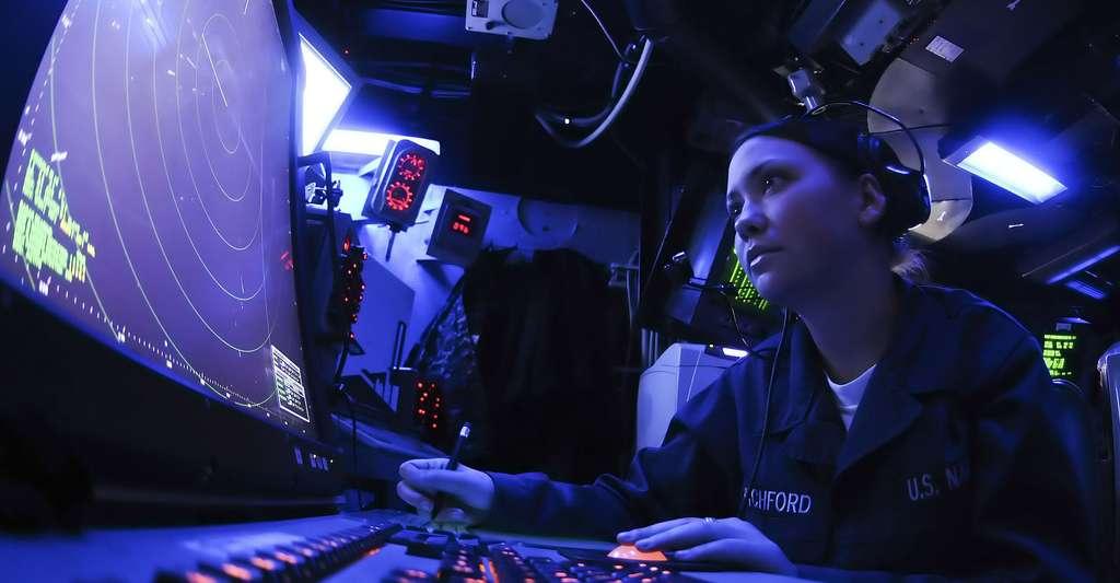 Qu'est-ce qu'un radar ? © Tpsdave - Domaine public
