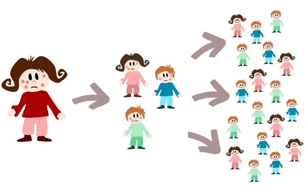 Rougeole : un patient contaminé peut faire des ravages dans une population pas suffisamment vaccinée. © thingamajiggs - Fotolia.com