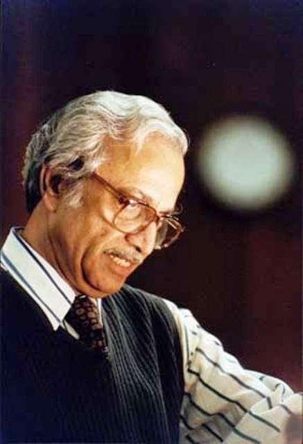 Jogesh C. Pati (né en 1937 à Baripada, Orissa, Inde) est un physicien théoricien américain d'origine indienne ayant proposé des théories importantes pour unifier les forces et les particules de la nature. © Slac, Stanford University