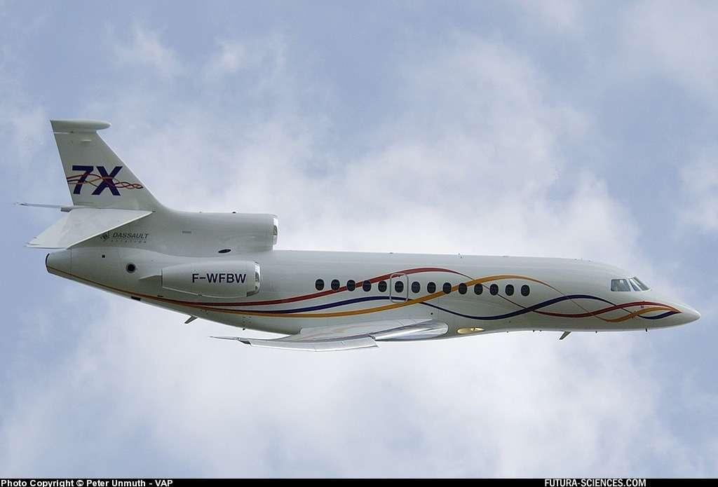 Dassault Falcon 7X - Salon du Bourget 2005