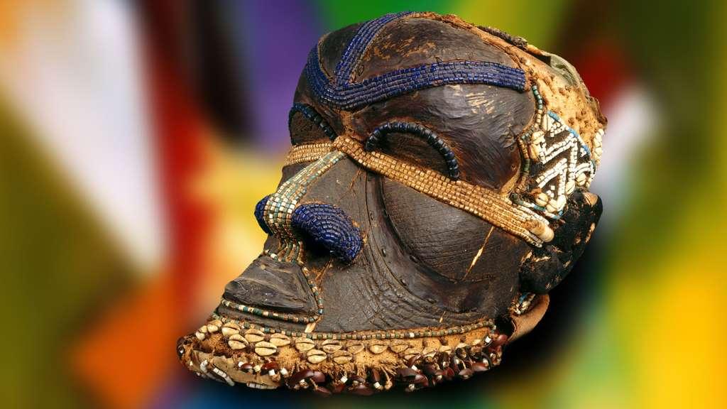Masque Bwoom du royaume kuba
