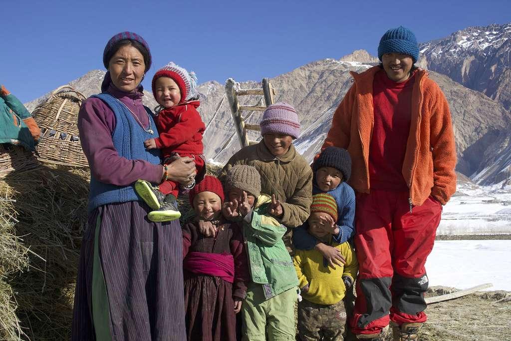 Au Zanskar, la vie se modernise