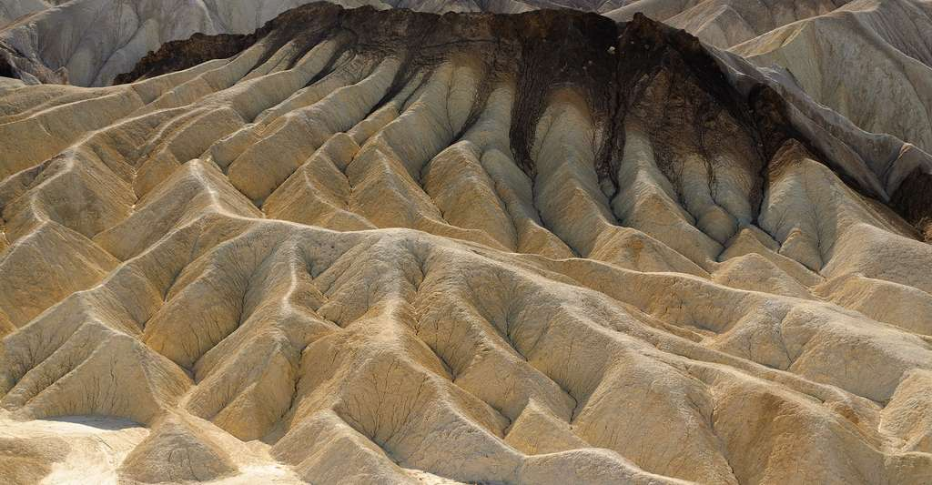 Zabriskie Point, Death Valley National Park, California. © King of Hearts, CC-BY-SA-3.0