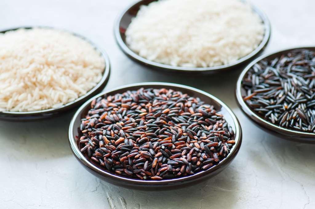 Le riz convient pour les régimes sans gluten. © galiyahassan, Fotolia