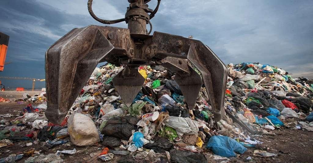 Traitement des déchets. © Kaliantye, Fotolia