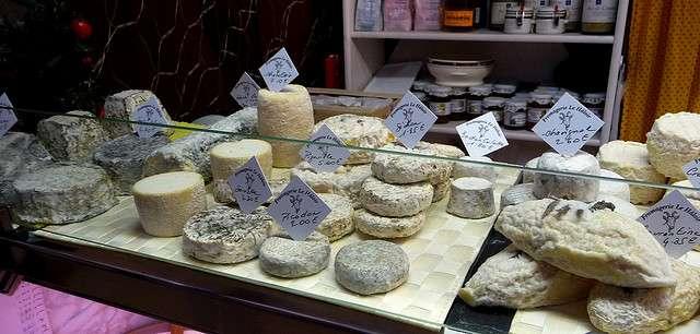 Les fromages, gras par nature, ne sont pas des alliés pour ceux qui souhaitent vivre le plus longtemps possible. © chez-loulou, Flickr, CC by-nc-nd 2.0