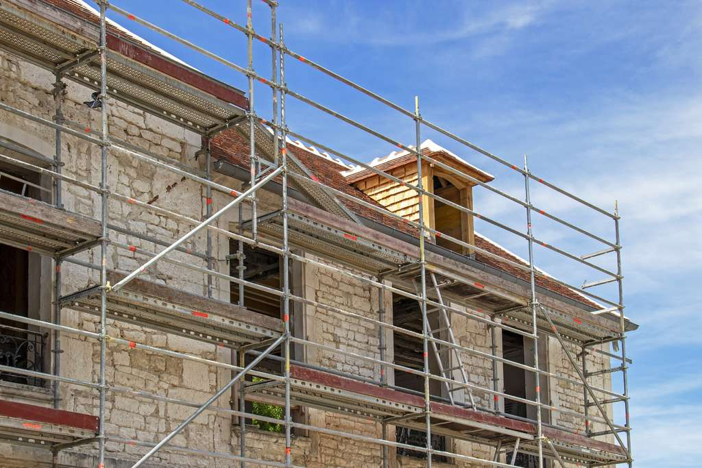 Quel est le prix d'un ravalement de façade ? © guitou60, Adobe Stock