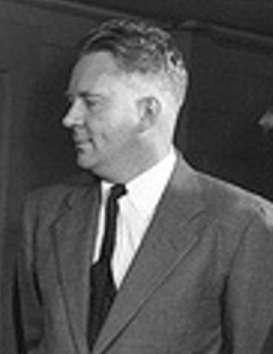 Hartland Snyder a posé les bases de la théorie de la formation des trous noirs. Le chercheur a aussi été l'un des premiers à réfléchir à une géométrie non commutative de l'espace-temps en gravitation quantique, dans un article de 1947. © Brookhaven National Laboratory