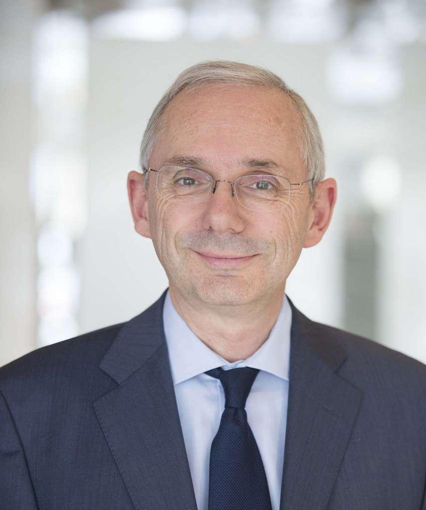 Guillaume Devauchelle, directeur de l'innovation chez Valeo et membre de l'Académie des technologies. © Valeo