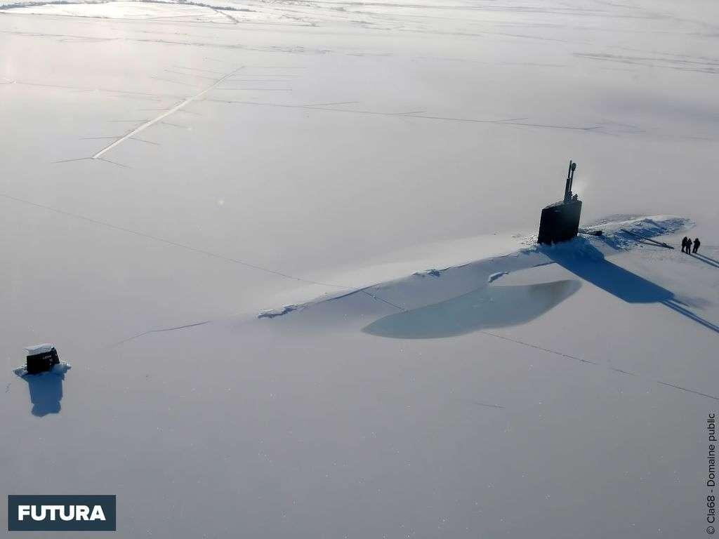 Sous-marin USS Annapolis ICEX