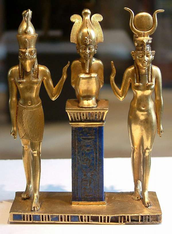 Pendentif du roi Osorkon II