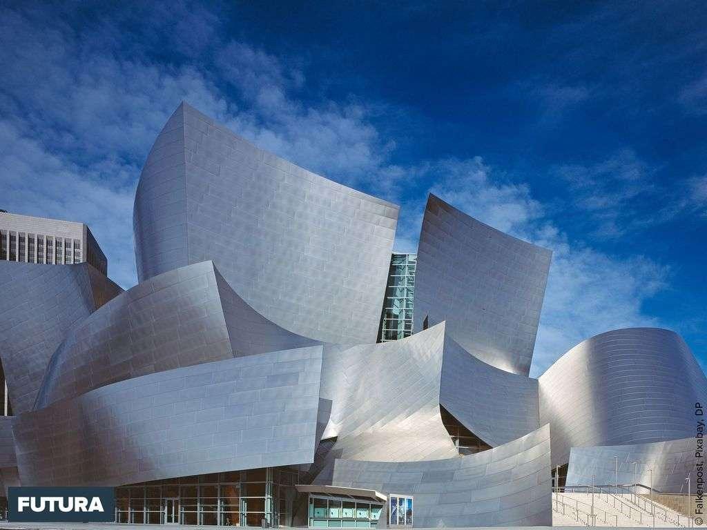 Walt Disney Concert Hall de Los Angelès, Etats Unis