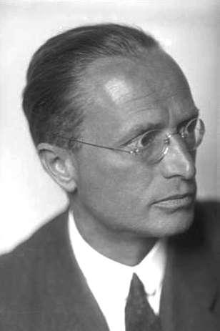 Hans Thirring en 1925. © Bildarchiv ÖNB, Vienne / AEIOU