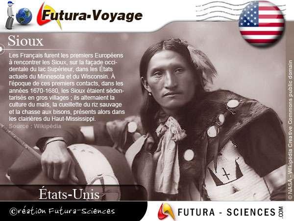 Les Sioux « le Peuple des Sept Feux »