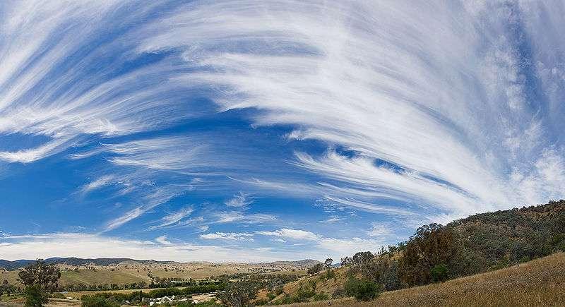 Cirrus en Australie