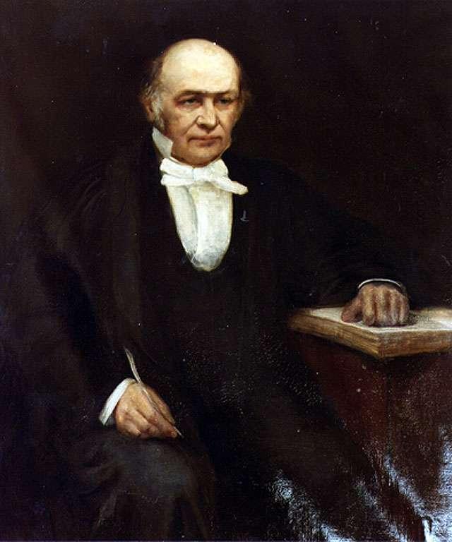 William Rowan Hamilton (1805-1865) est l'un des plus grands mathématiciens. Découvreur des quaternions, il a aussi posé les bases mathématiques d'une théorie de la lumière et de la mécanique qui ont permis à Schrödinger de découvrir sa célèbre équation en mécanique ondulatoire. © via Wikipédia, DP