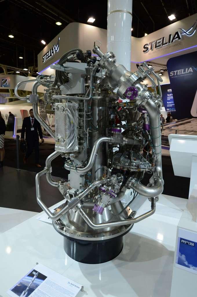 Le moteur Vinci d'Ariane 6