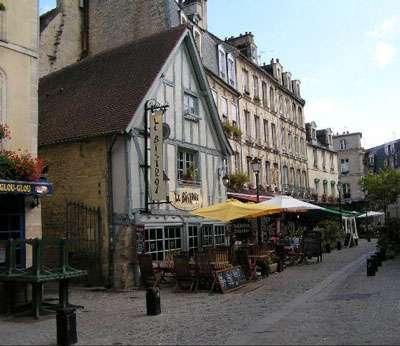 Caen vieille ville